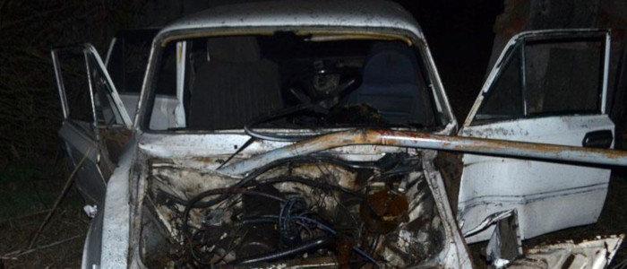 Автомобиль врезался в мост: На Донетчине произошло жуткое ДТП