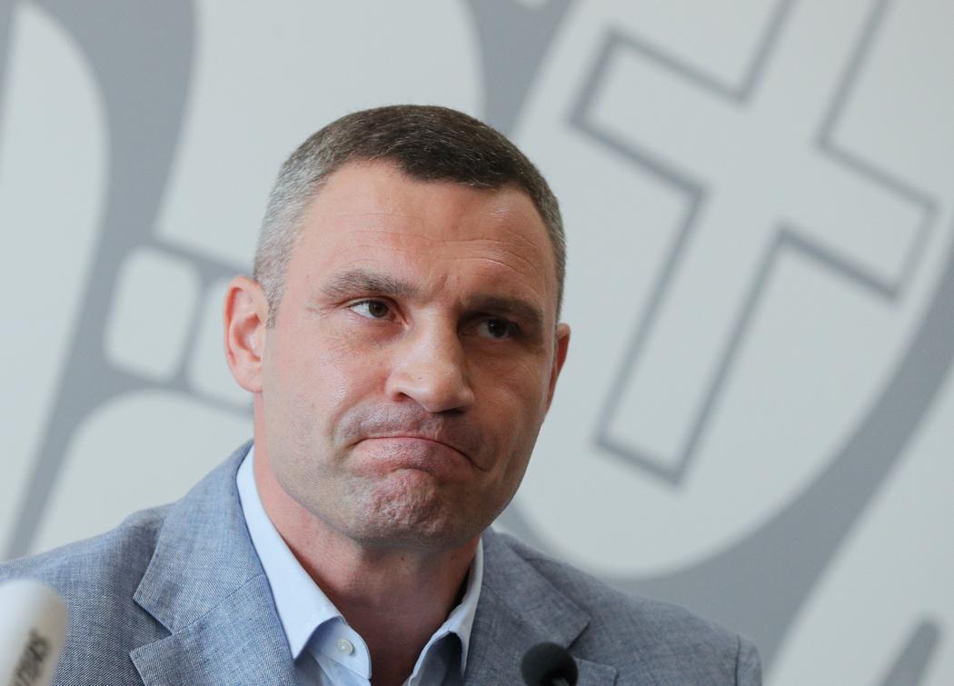 Зеленский: я не уволил Кличко, потому что еще не уволил