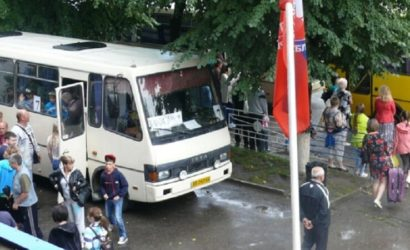 В «ЛНР» запрещают групповые поездки детей, школьников и студентов