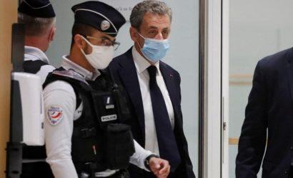 Суд приговорил экс-президента Франции Николя Саркози к 3 годам лишения свободы