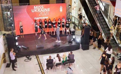 Рекордное количество девушек приняли участие в кастинге «Мисс Украина» в Киеве