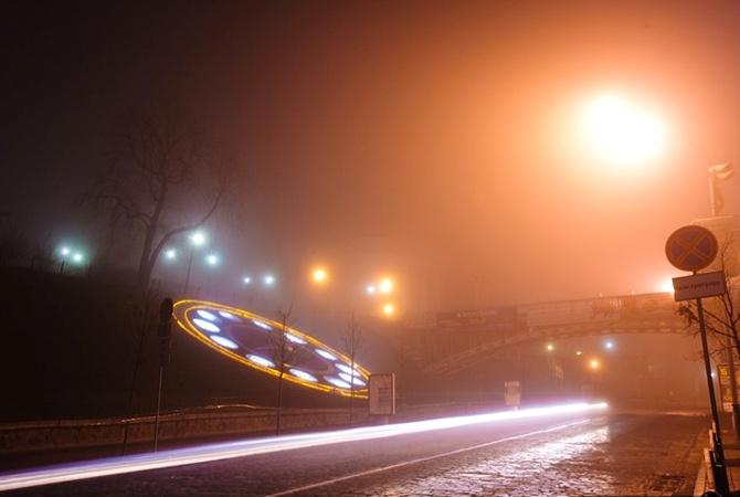 Метеорологи рассказали 7 интересных фактов о тумане в Киеве