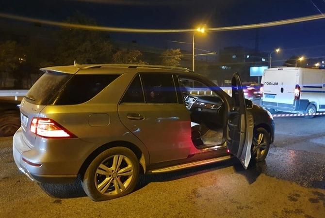 ТСН: днепровского водителя «Мерседеса» убили из-за денег