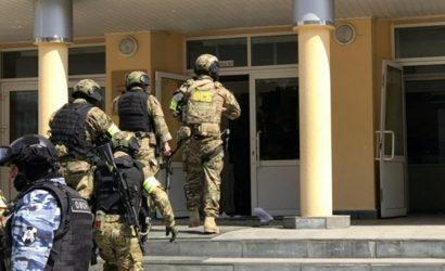В РФ назвали имена убитых и пострадавших во время стрельбы в школе Казани