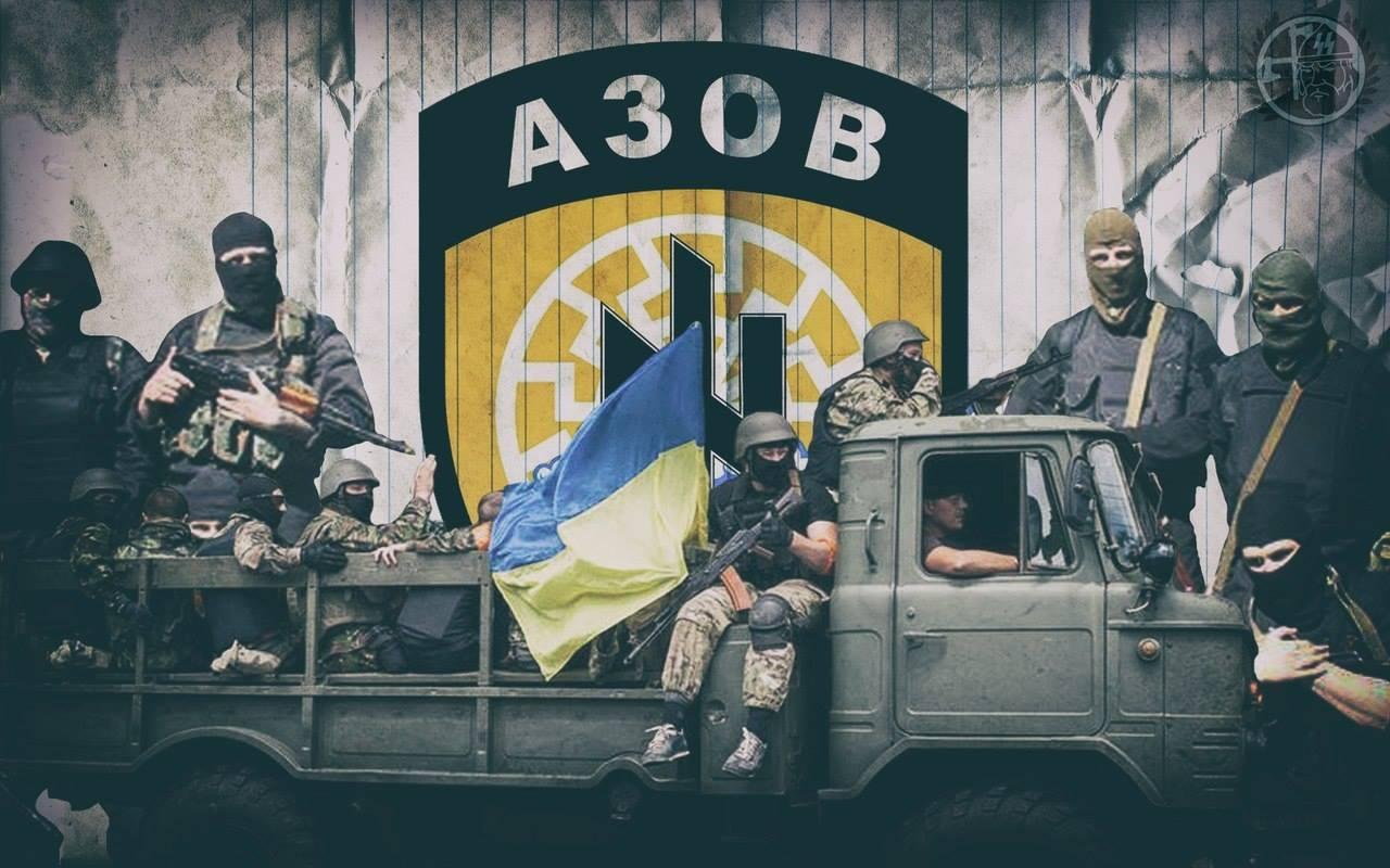 В США требуют признать «Азов» террористической организацией