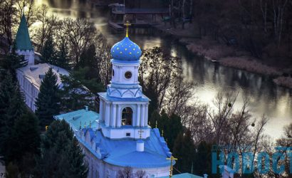 В ДонОГА пояснили, попал ли туристический Святогорск в «красную» зону