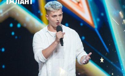 Тик-токер, «снимающий дичь», поразил оперным голосом судей «Україна має талант»