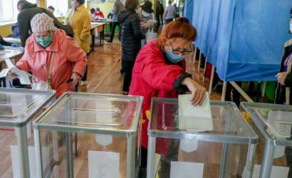 Без данных о явке: На Донетчине идет подсчет голосов на участках