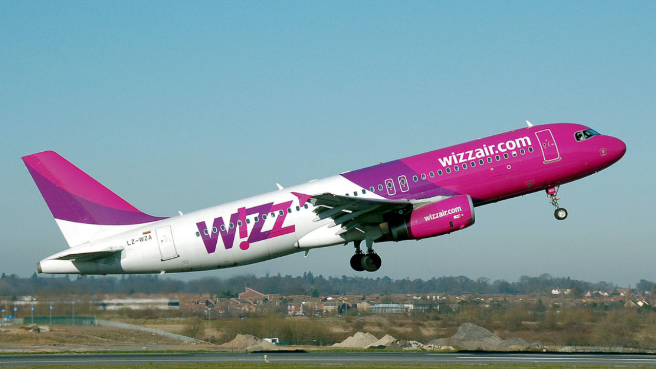 WizzAir не планирует восстанавливать работу своей «дочки» в Украине