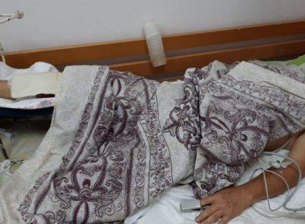 «Так выглядит Украина без будущего»: На Донетчине жестоко избили экс-депутата райсовета (Фото)