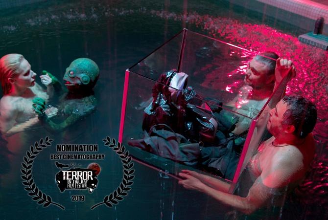 Украинский «ужастик» наградили на международном фестивале в Канаде