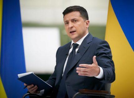 Зеленский видит угрозу для Украины в союзе России и Беларуси