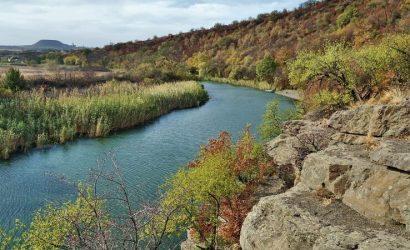 Золотая Зуевка: В «ДНР» показали осеннюю природу в популярном месте отдыха (Фото)
