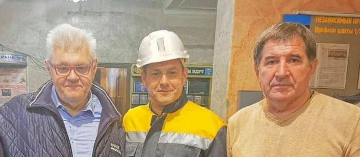 Сивохо рассказал о шоке депутатов после посещения шахты (Фото)