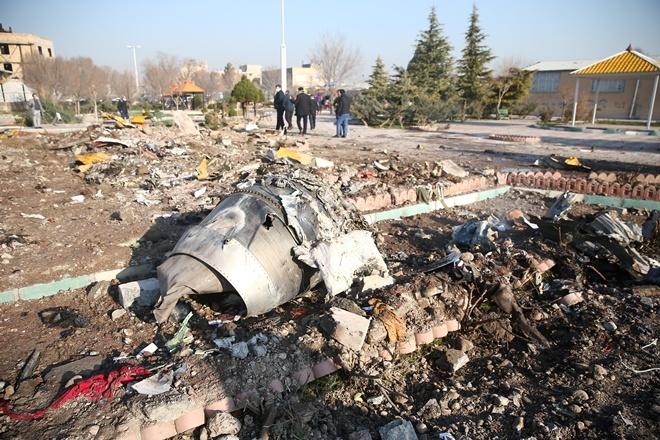 The New York Times обнародовал видео с ракетой, которая якобы сбила Боинг в Тегеране