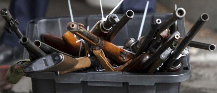 В «ЛНР»: В трех городах местные жители хранили дома гранатомет, гранаты и снаряд