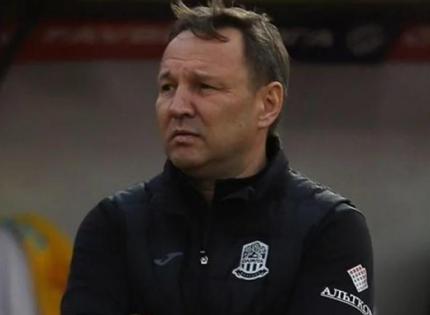 Легенду «Динамо» уволили из клуба Премьер-лиги