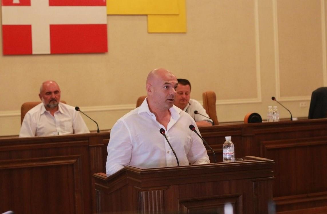 Волынский облсовет выступил против формулы Штайнмайера