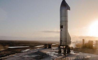 Корабль Илона Маска Starship не удалось запустить из-за проблем с двигателем