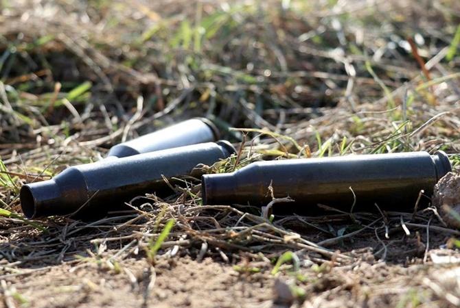 В Донбассе двое военных подорвались на растяжке