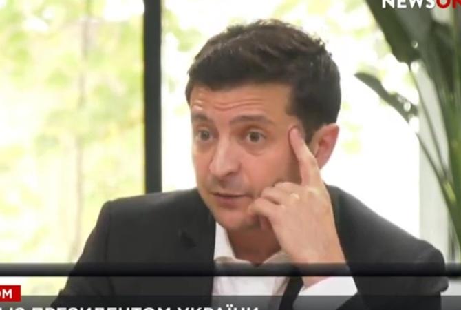 Зеленский: Я готов к переговорам с олигархами