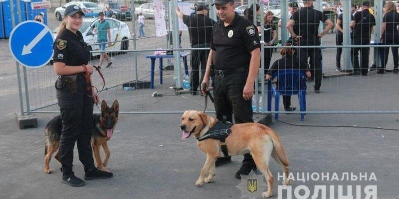 На Донетчине служебные собаки помогли раскрыть около 300 преступлений