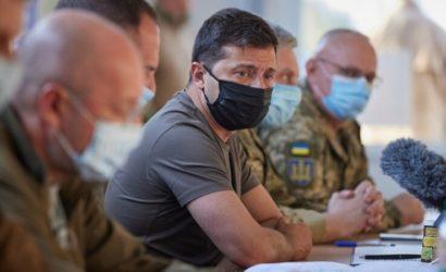 На Донбассе режим тишины сохраняется уже 62-й день, – президент Зеленский