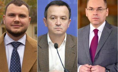 Отставки министров: Криклий и Петрашко уходят по-тихому, Степанов будет воевать