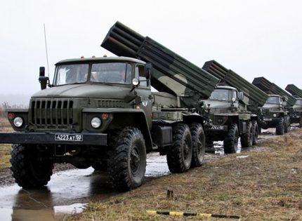 Миссия ОБСЕ впервые зафиксировала незаконное российское вооружение вблизи Дебальцево