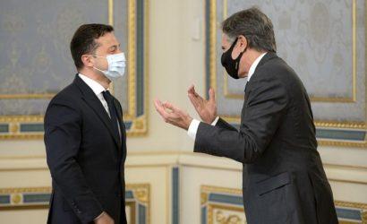 Что привозят американские госсекретари в Киев