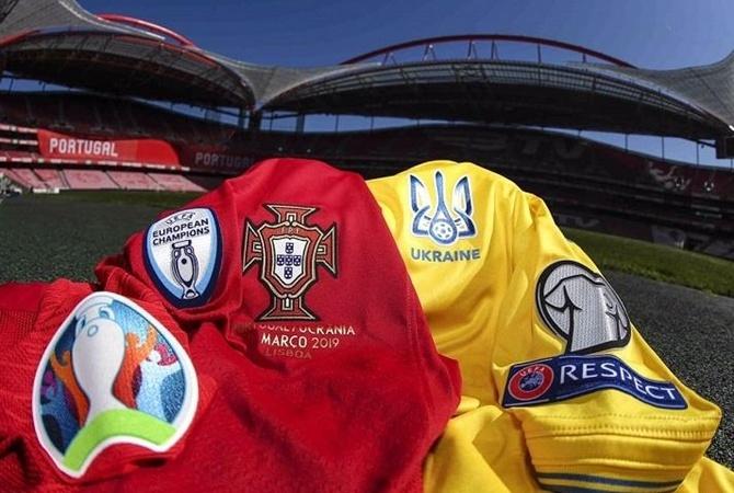 В матче с Португалией сборная Украины может обеспечить себе выход на Евро-2020
