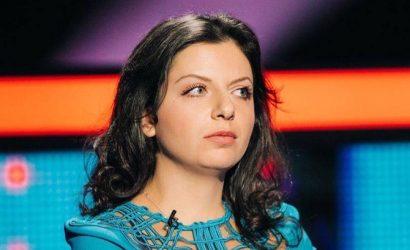 Маргарита Симоньян и Константин Эрнст попали под украинские санкции