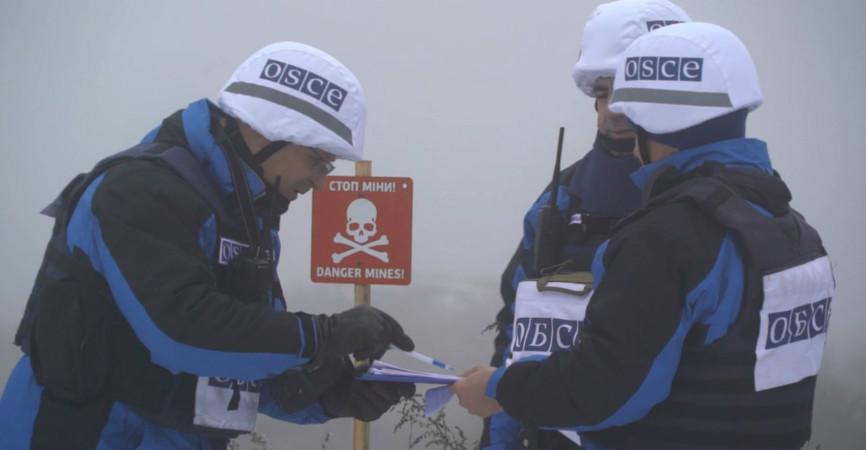 Жертвы мин на Донбассе: В ОБСЕ назвали данные с начала года