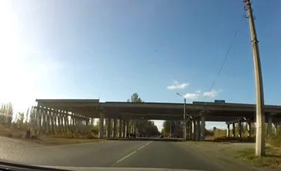 Грабари, Горняк, Лидиевка и недостроенный мост: Что показал житель Донецка (Фото)