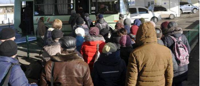 От детей до пенсионеров: На Донетчине пересчитали переселенцев