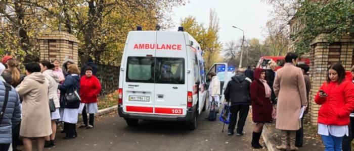 В Краматорске проверяют сообщение о минировании больницы, – СМИ