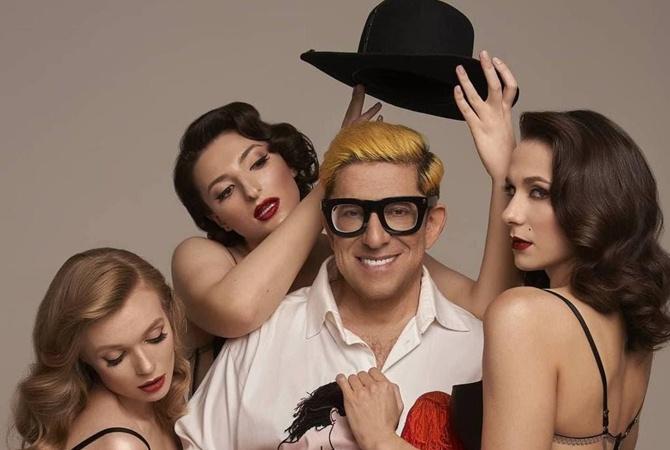 Гарик Корогодский снялся для Playboy с актрисами «Женского квартала»