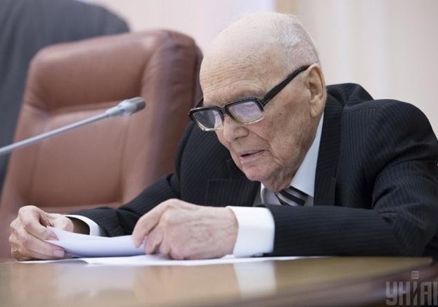 Зеленский подписал закон, учреждающий премию имени Бориса Патона