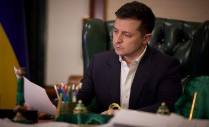 Президент подписал закон о заочном осуждении отметив, что «иногда Интерпол отказывает Украине»