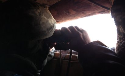 Ставят буржуйки и следят за врагом: Как выглядят будни украинских военных