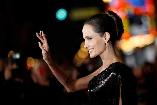14-летняя дочь Анджелины Джоли выпустила ювелирную коллекцию