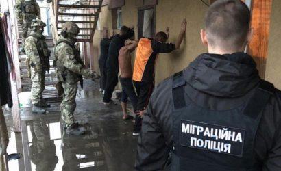 На Днепропетровщине полицейские освободили из рабства еще 60 человек