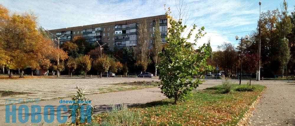 Спустя 3 года: Что осталось от Аллеи переселенцев в Краматорске (Фото, видео)