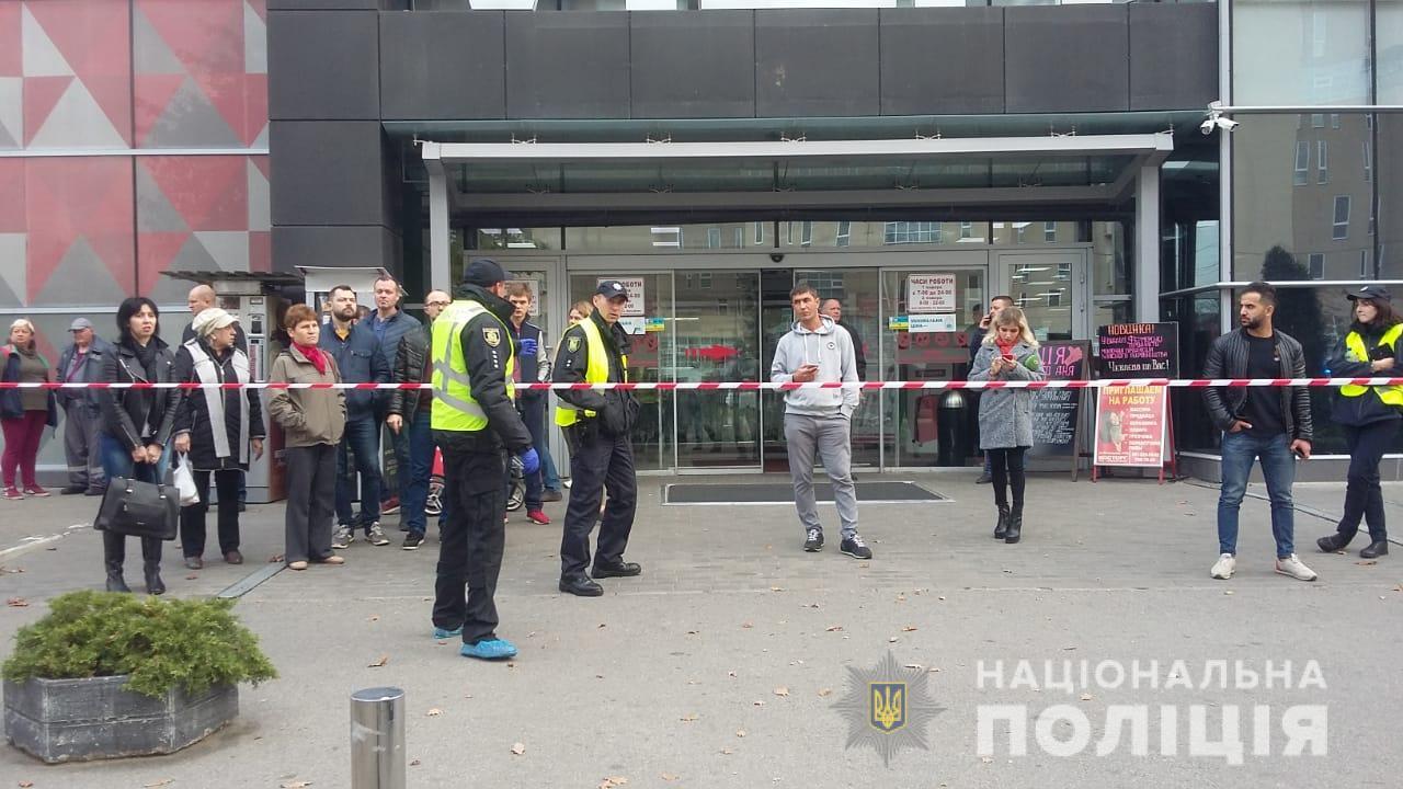 Харьковская полиция прокомментировала перестрелку возле супермаркета