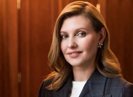 В Офисе президента сообщили, что Елена Зеленская остаётся в больнице
