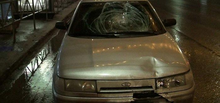 В «ЛНР» автомобиль насмерть сбил пенсионерку