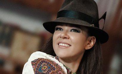 Певица Руслана после прививки Covishield: Температура — 36,5 градусов