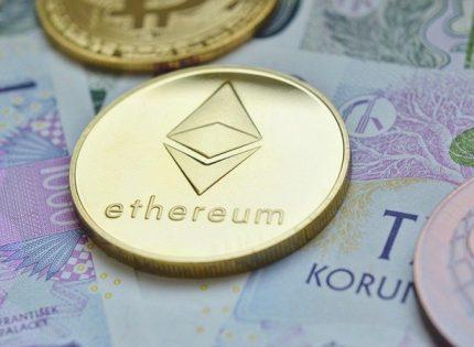 Криптовалюта Ethereum установила исторический рекорд стоимости