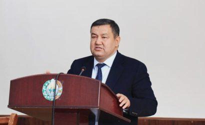 После двухмесячной борьбы с коронавирусом умер вице-премьер-министр Узбекистана