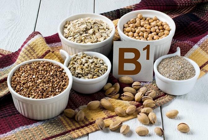 Витамин В1: в каких продуктах содержится